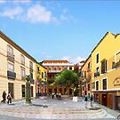 «La plaza de San Pedro Alcántara» de MalagaOnirica