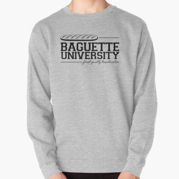 Baguette University Pullover Sweatshirt