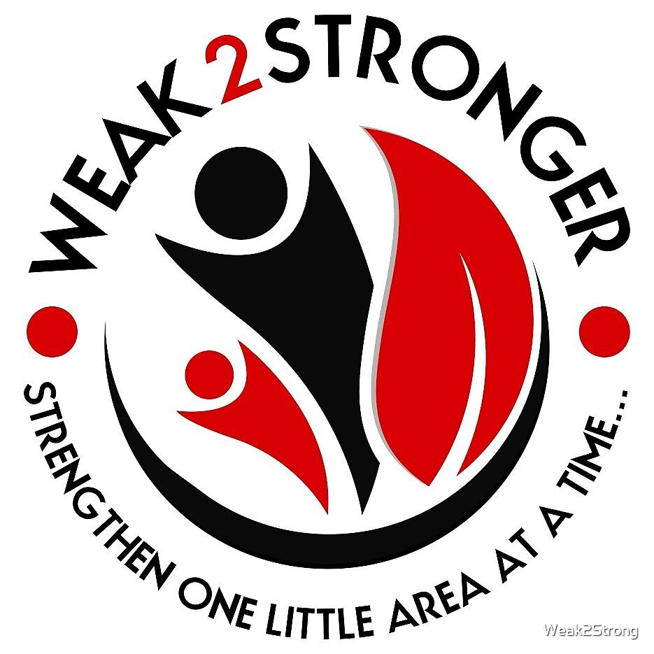 Weak2Stronger Logo by Weak2Strong
