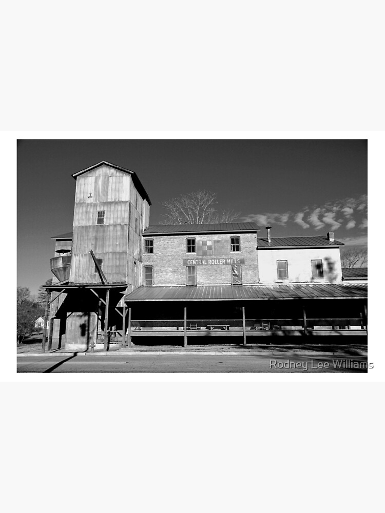 Central Roller Mill by Rodwilliams