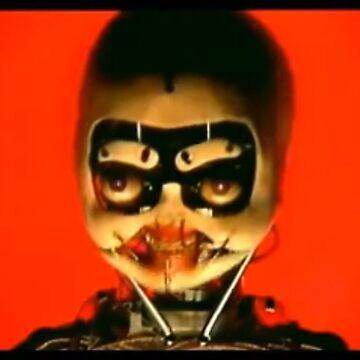 Daft Punk Technologic Robot by tabasco666