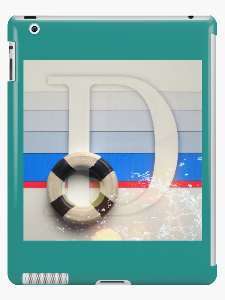 Nautical Letter D - your name  by myfavourite8