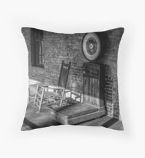 Weight Throw Pillow