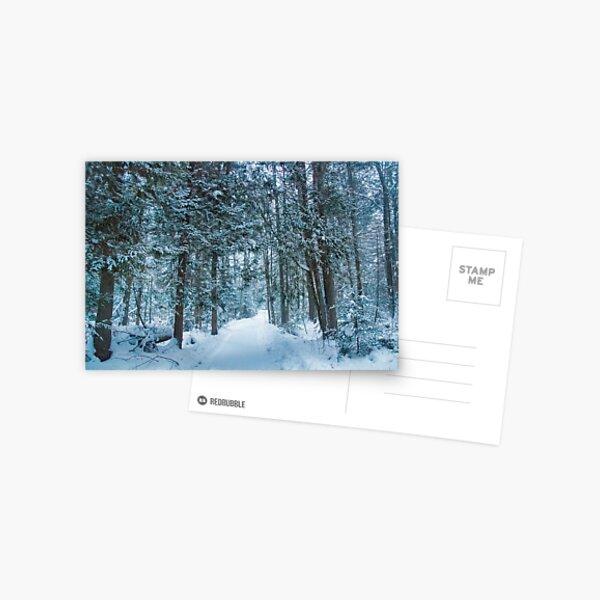 Niagara Escarpment - Campbellville Postcard