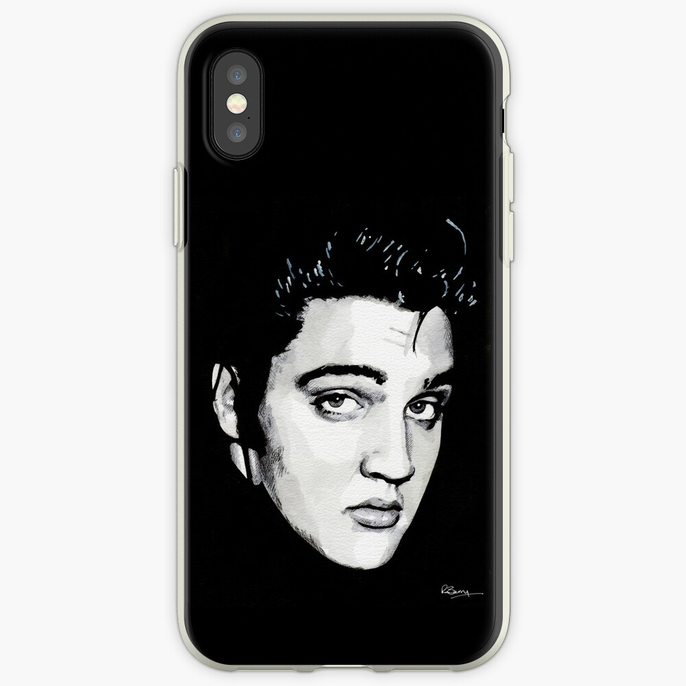 ELVIS PRESLEY - Baby, lass uns Haus spielen iPhone-Hülle & Cover