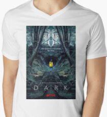 DARK Serie Men's V-Neck T-Shirt