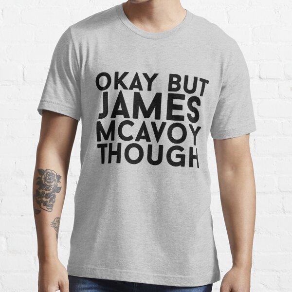 James McAvoy Essential T-Shirt