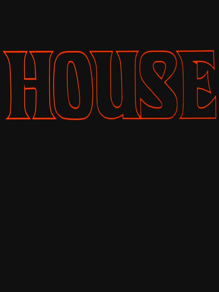 HOUSE (MAIN TITLE)  by shawnofthe80s
