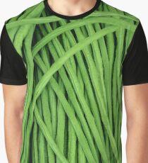 Green Beans Graphic T-Shirt