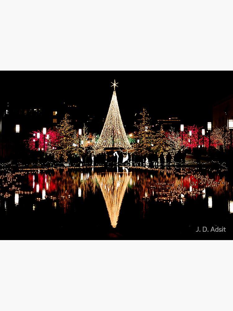 Christmas Reflections  by adsitprojectpro