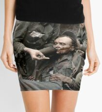 Battle of Normandy Mini Skirt