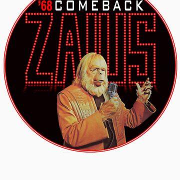 """Zaius """"68 Comeback by superiorgraphix"""