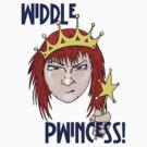 Widdle Pwincess by Biker