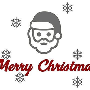 Merry Christmas Stickers - Christmas Wishes by LifeQuotes