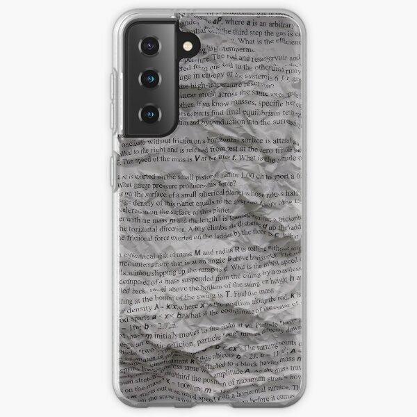 Time Samsung Galaxy Soft Case