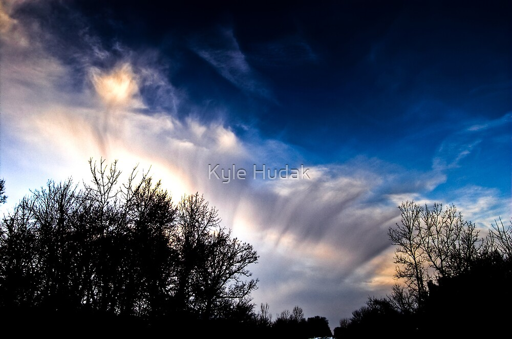 Brush the Clouds by Kyle Hudak