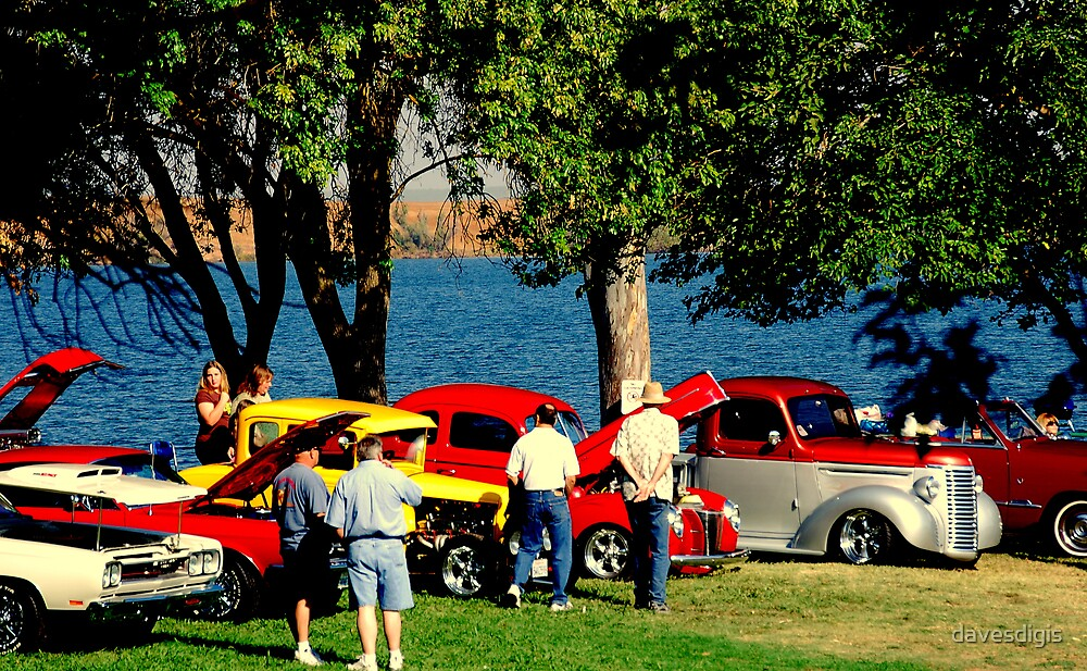 Ole Classics Down By The Lake by davesdigis