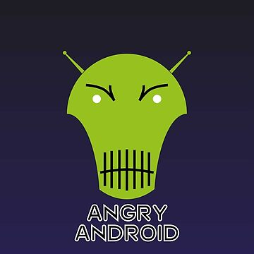 Angry Android von Exilant