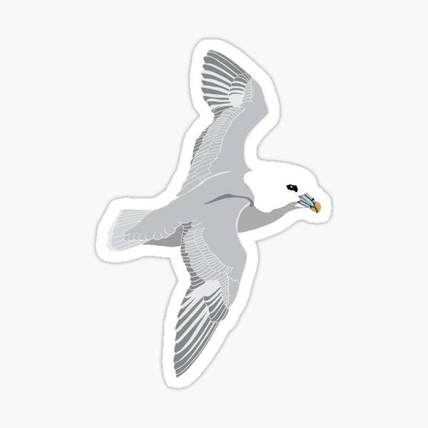 Northern Fulmar Sticker