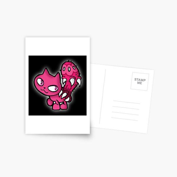Kitten Parasite 2 Postcard