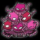 Kitten Parasite 4 by Phil Corbett