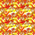 Custard Phoenix by Phil Corbett