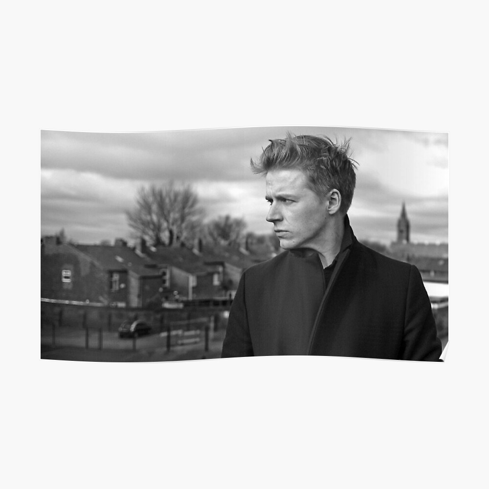 Jack Lowden Poster