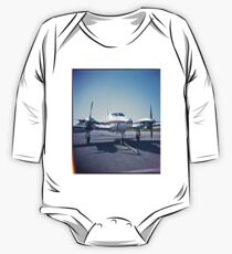 120mm airplane One Piece - Long Sleeve