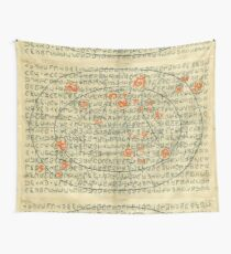 Skyrim - Elder Scroll Wall Tapestry