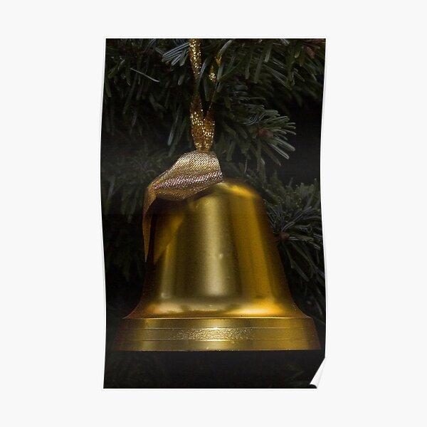 Golden bell Poster