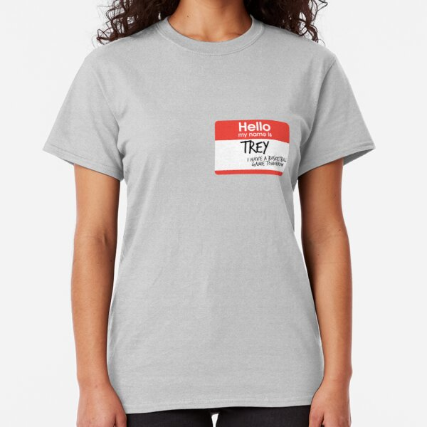 hi, my name is trey vine Classic T-Shirt