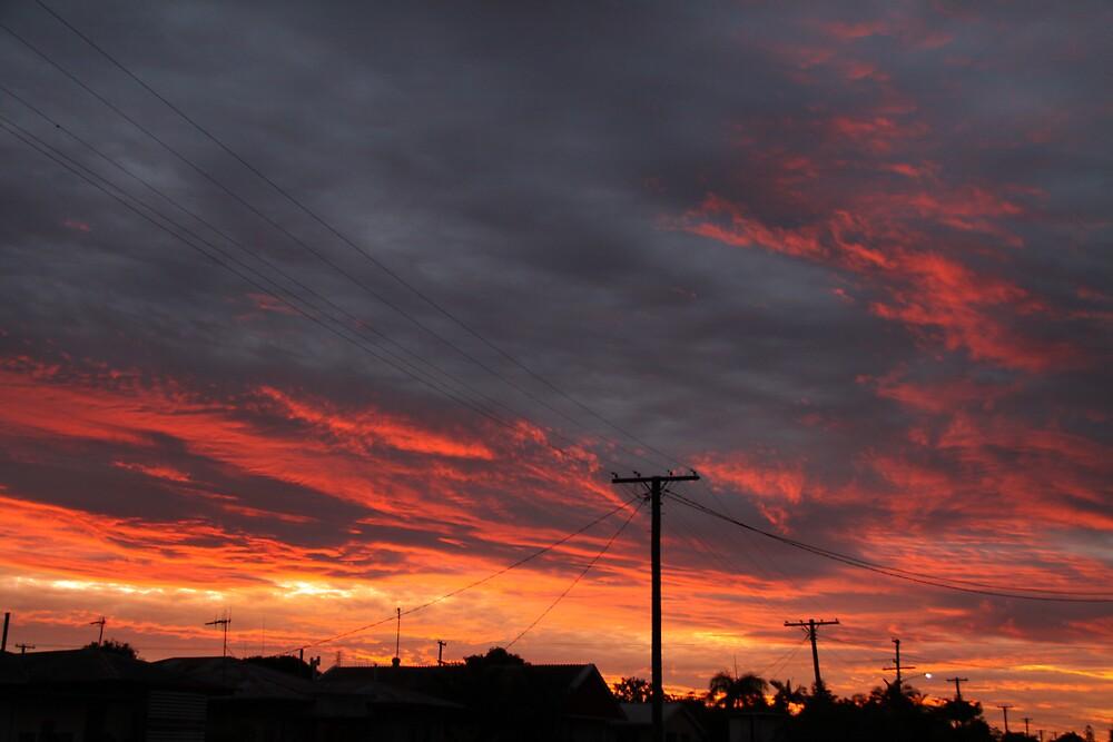 Sunset by Michael Mitchell