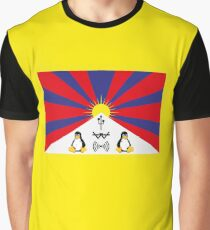 Flag of IT-Bet Graphic T-Shirt