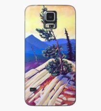 Pines on Kootenay Pass Case/Skin for Samsung Galaxy