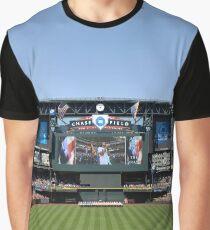 Diamondbacks Stadium  Graphic T-Shirt