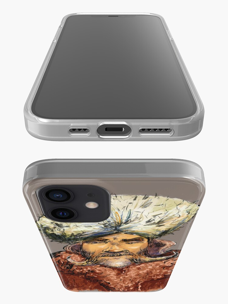 Alternate view of Mountain Man iPhone Case & Cover