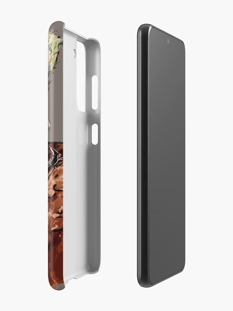 Alternate view of Mountain Man Case & Skin for Samsung Galaxy