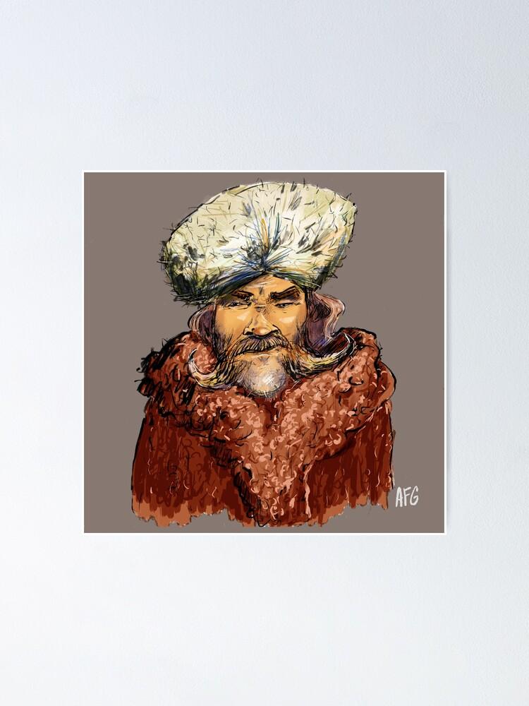 Alternate view of Mountain Man Poster