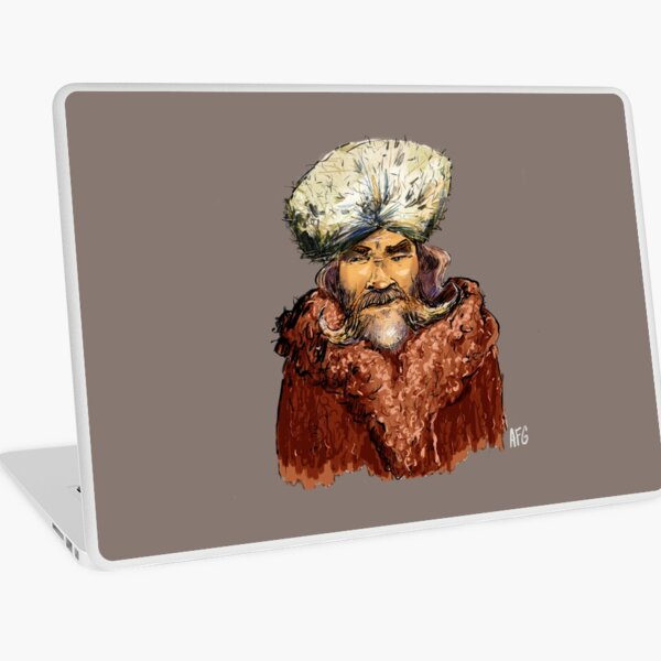 Mountain Man Laptop Skin