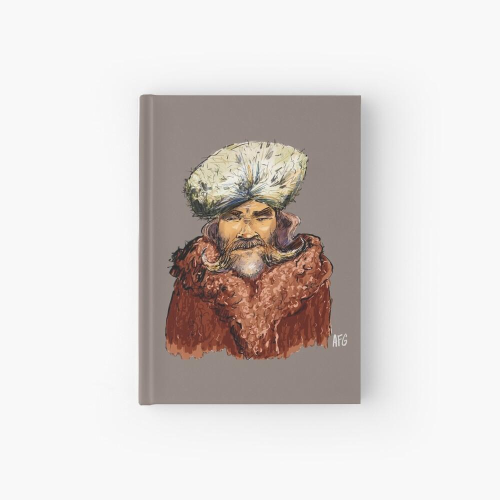 Mountain Man Hardcover Journal