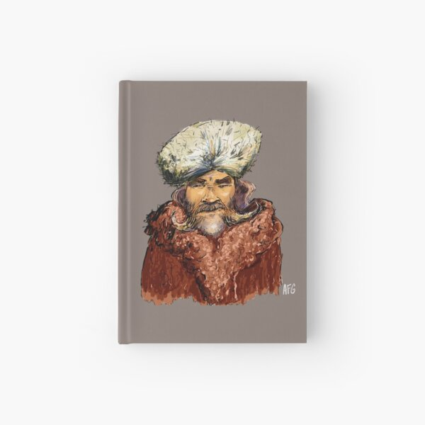 Mountain Man Hardcover Journal