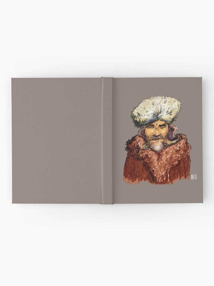 Alternate view of Mountain Man Hardcover Journal