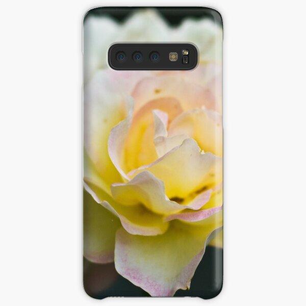 Yellow Rose Samsung Galaxy Snap Case