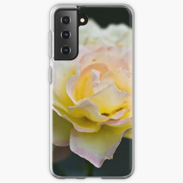 Yellow Rose Samsung Galaxy Soft Case