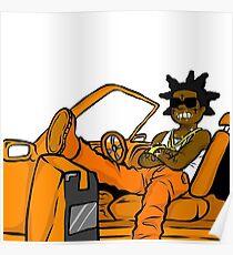 Black Boy Poster