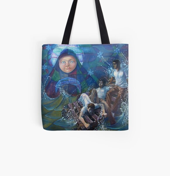 A Memory of Charity All Over Print Tote Bag