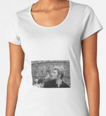 Johnny retro Women's Premium T-Shirt