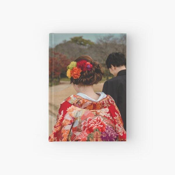 Kimono Bride Hardcover Journal