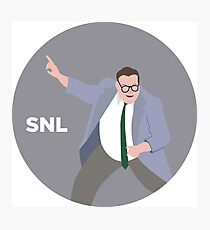 Saturday Night Live - Matt Foley (Chris Farley) Photographic Print