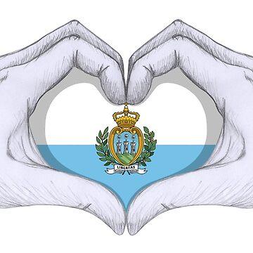 San Marino by redmay